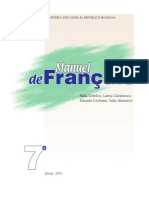 VII Limba Franceza