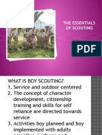 THE ESSENTIALS OF SCOUTING.pptx