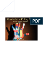 Humboldt Kolleg Digest