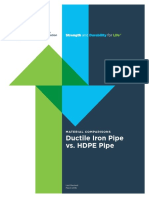 MaterialComparisons-DuctileIronPipevsHDPE