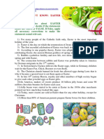 Easter Traditions (1)