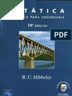 Estática - Mecânica Para Engenharia (R. C. Hibbeler) 10ed
