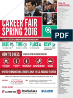 Career Fair Guide Book-spring 2016