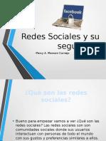 Redes Sociales y Su Seguridad