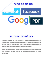 Futuro Do Rádio