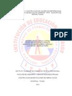 Localización y Construcción de Una Red Georeferenciada en El Instituto de Educación Superior