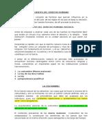 Fuentes Del Derecho Romano