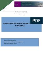 Infraestructuras PortuariasGestion y Logistica.