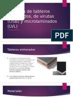 Industria de Tableros Alistonados, De Virutas y LVL