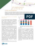 Inversión en exploración - producción. El fin de un ciclo ascendente.pdf