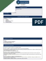 Secuencia Didactica Preparatoria- Informatica II - 2016-2