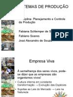 Aulas_Sistemas de Produção