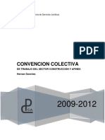 Compedio de Convencion Colectiva de Trabajo