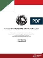 Análisis Diagnóstico y Propuesta de Mejora Del Sistema de Planeamiento y Control de Operaciones de Una Empresa Del Sector Pecuario