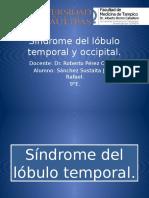 Síndrome Del Lóbulo Temporal y Occipital