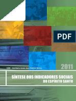Síntese dos Indicadores Sociais do Espírito Santo (IJSN)