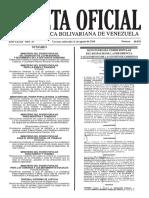 322921761 en Gaceta Oficial Establecen Lineamientos y Procedimientos Para Uso de Drones