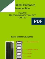 Manual Huawei UMG8900