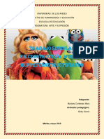 Trabajo Exposicion # 4 Muppets