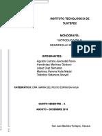 Monografia Unidad I