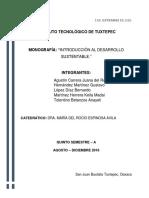 Monografía I Unidad