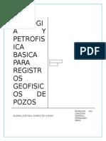 Geología y Petrofisica Basica RAUL