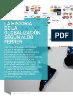La historia de la Globalización según Aldo Ferrer