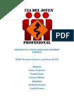 Articulo 7 IVA Régimen General