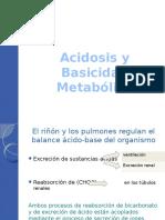 Acidosis Metabolic A