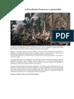 Os Horrores Da Revolução Francesa