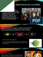 Ministerios de colombia