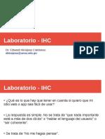 IHC- Introducción