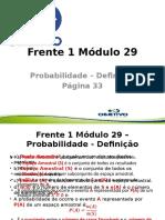 2° EM - 2° Bimestre - Frente 1 - Módulo 29