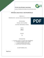Practica No. 1 Valoraciones Acido-Base