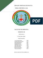Universidade Cristiana de Bolivia Monografia hormonio gh