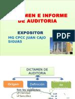 8 Dictamen e Informe de Auditoria