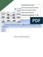 Configuración de La Red de Distribución