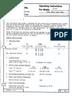 LP 770 LogicProbe