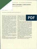Crisis Económica, Políticas, Desempleo y Salud (Me...