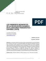 Dialnet-LosPrimerosMomentosDeLaRevolucionIslamicaEnElDiscu-4783276