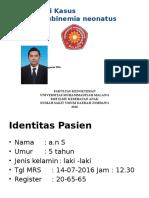 Presentasi Kasus Neonatus