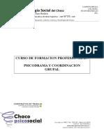 Curso Psicodrama Info Pafra Alumnos