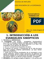 Introduccion a Los Evangelios Sinopticos