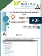 Linux Ubuntu 10.4