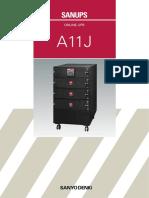 A11J Catalog Sanyo Denki