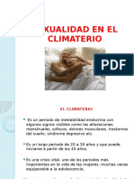 Climaterio y Andropausia