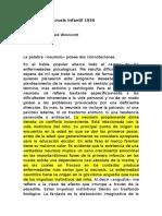 PediatrÃ-a y neurosis infantil 1956.docx