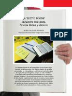 VN2938_pliego - La Lectio Divina