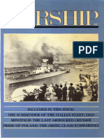 Warship Vol.42 1987