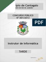 Instrutor de Informatica